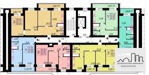 Продажа двухкомнатной квартиры в новом доме - Фото 3