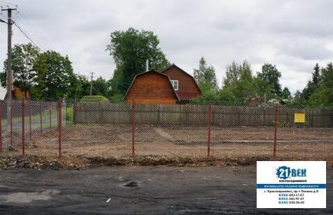 Участок 6 соток, СНТ «Назарово», Пушкинский р-н - Фото 3
