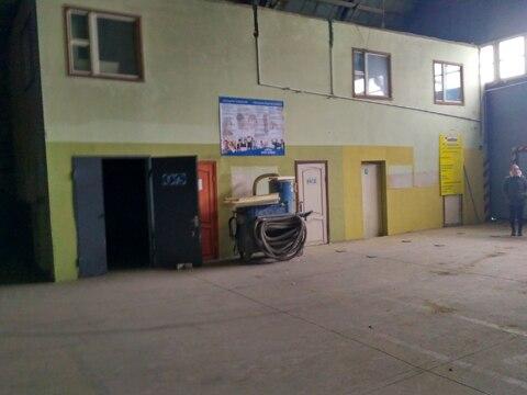 Производственно-складское помещение 537 кв.м. - Фото 3