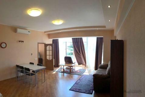 Двухкомнатная квартира с видом на море, в центре Ялты, в элитном ЖК - Фото 1