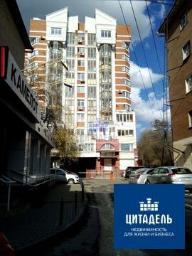 Элитная квартира с отделкой и мебелью в центре - Фото 1