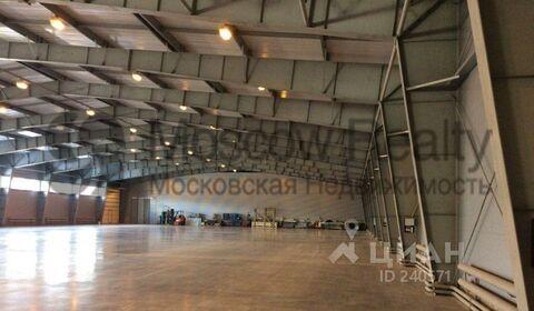 Аренда склада, Дедовск, Истринский район, Улица 1-я Волоколамская - Фото 1
