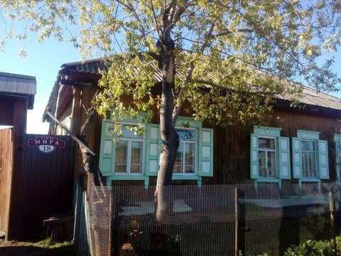 Продам дом в д.Терентьево - Фото 1