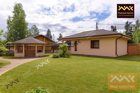 Продается дом, Сосново п, Мичуринская - Фото 2