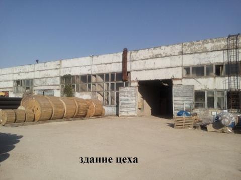 Продаётся промбаза в Крымске 4800 кв.м. участок 3,6 га, р-н Курганной - Фото 1