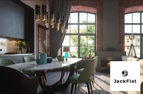 Роскошный апартамент 71кв.м в лофт-квартале ЖК Даниловская Мануфактура - Фото 5