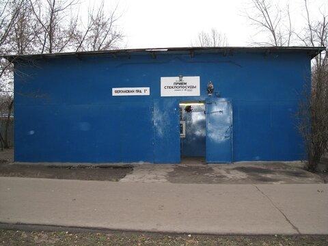 Продажа здания 167 м2 в ЮВАО на первой линии Ферганского пр-да - Фото 2