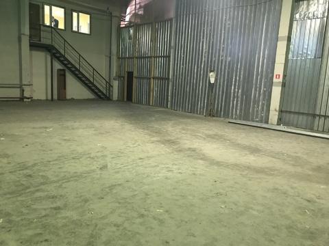 Аренда склада в Зеленограде 216 кв.м - Фото 1