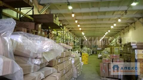 Продажа помещения пл. 3010 м2 под склад, аптечный склад, площадку, . - Фото 4
