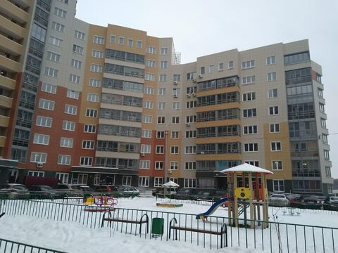 Продам 1 к.кв. в ЖК Бородино Подольск, Кутузово - Фото 1