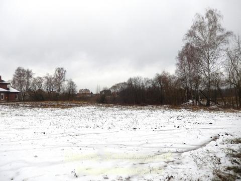 Участок, Калужское ш, 19 км от МКАД, Ильечевка, Коттеджный поселок . - Фото 4