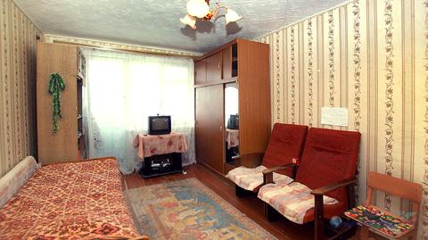 Однокомнатная квартира в городе Волоколамске на ул. Энтузиастов - Фото 1