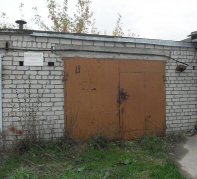 Гараж: г.Липецк, Индустриальная улица - Фото 1