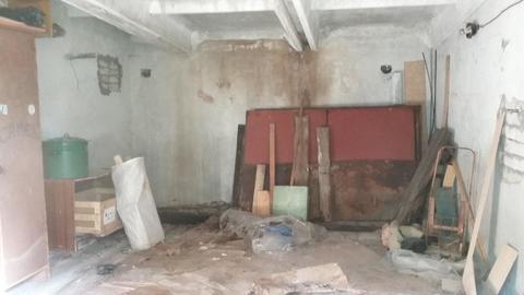 Двухъярусный кирпичный гараж 22,5 кв.м. в городе кимры - Фото 4
