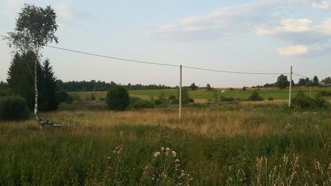 Продажа земельного участка, Пречистое, Любимский район - Фото 4
