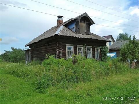 Деревенский дом, деревня Заручьево, Кимрский район - Фото 1