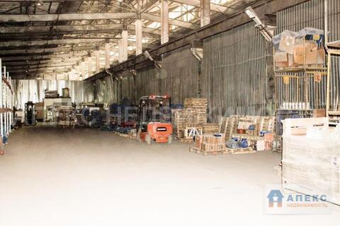Аренда помещения пл. 905 м2 под склад, производство м. Кожуховская в . - Фото 2