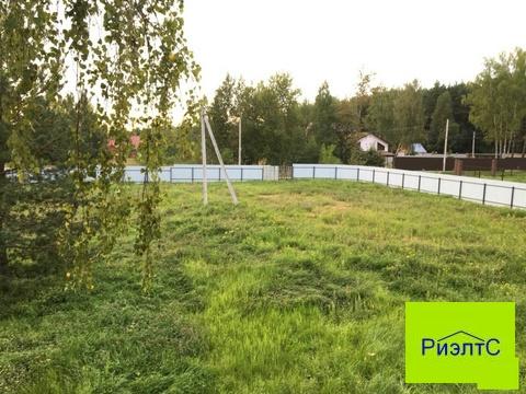 Земельный участок в Воробьях - Фото 1