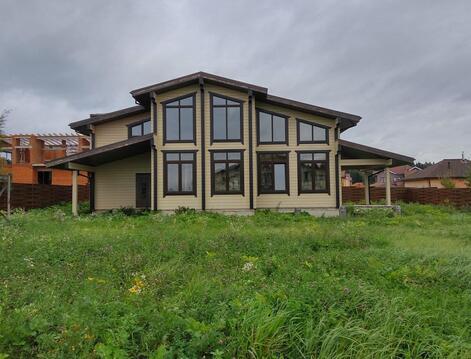 Потрясающий дом из клееного бруса в поселке на берегу озера - Фото 2