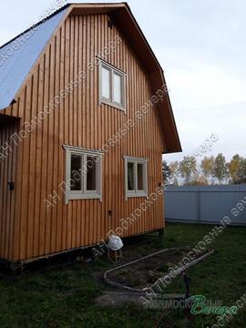 Горьковское ш. 37 км от МКАД, Колонтаево, Дача 60 кв. м - Фото 1