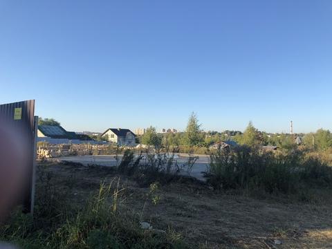 Участок, 7,5 соток, в черте города. г. Чехов, Ул. лосиная - Фото 4