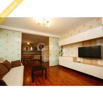 Продается просторная 3-комнатная квартира по наб. Варкауса. д. 27, к.1 - Фото 5