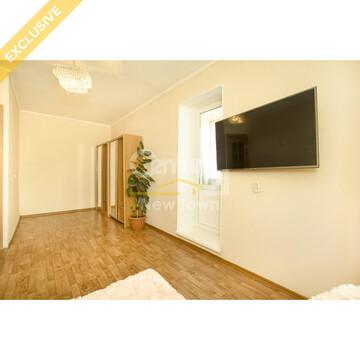 Квартира 1 ком Ленинградская 25-26 - Фото 1