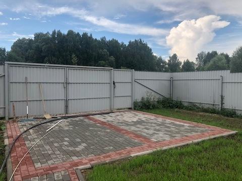Новый дом, с. Ивановское, Чеховский район - Фото 5