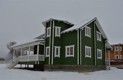 Дом 230 м2 с Газом, 2 Санузла, д.Каменка - Фото 1