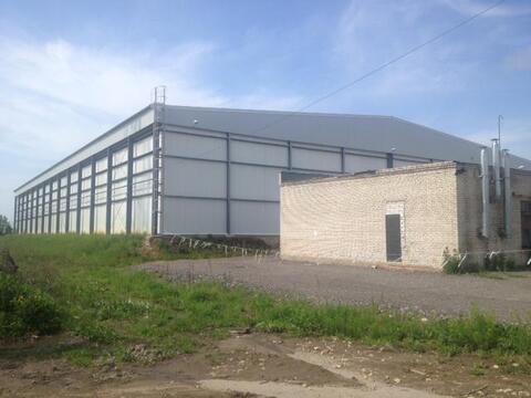 Продам складской комплекс 4676 кв. м. - Фото 2
