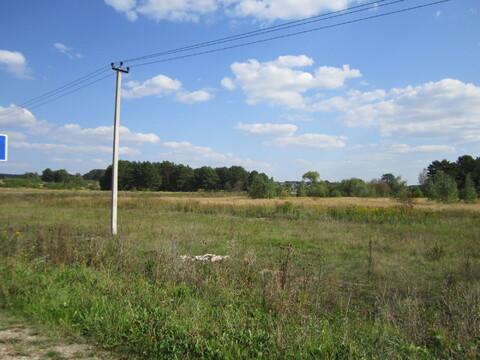 Продаю земельный участок ИЖС в д. Мясоедово - Фото 1
