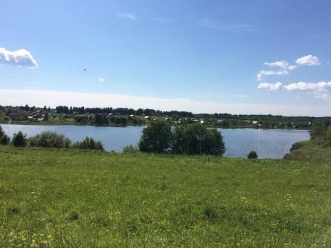 Продам участок на берегу озера Егорьевское - Фото 1