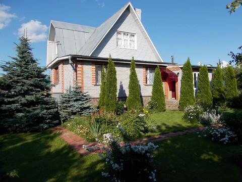 Продается участок с домом го Балашиха, д.русавкинороманово ул.Гранична - Фото 1