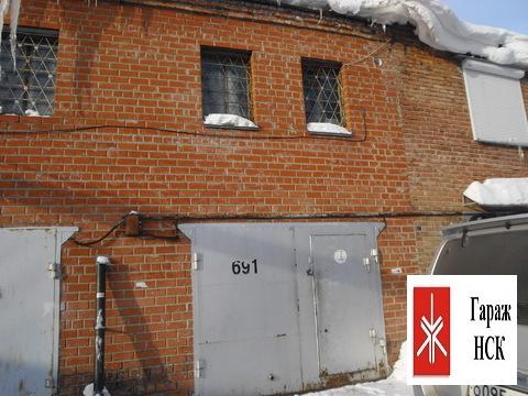 Сдам 2-х этажный гараж. Академгородок, В/З, ГСК Радуга №691. Карасик - Фото 1