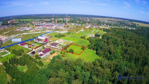 Продается земельный участок 20 соток (ИЖС) в д. Павловское - Фото 1