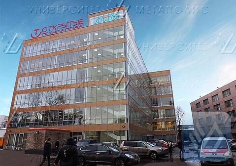 Сдам офис 190 кв.м, БЦ класса B+ «Омега Плаза, строение 6» - Фото 2