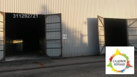 Под склад, раб. сост, неотапл, выс. от 9-10 м, ворота, еврофура, ого - Фото 5