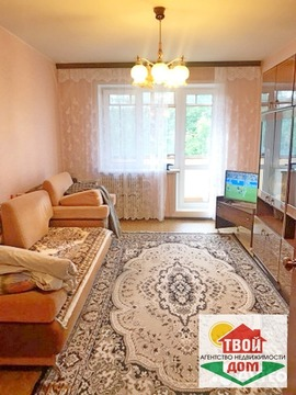 Продам 2-к квартиру 50 кв.м. в г. Белоусово, Калужская, 3 - Фото 1