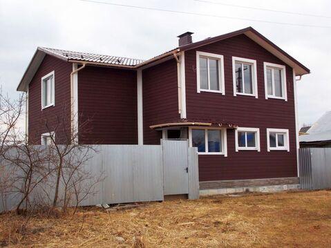 Новый дом-коттедж с г/о в пос. Лежнево Ивановской области - Фото 3