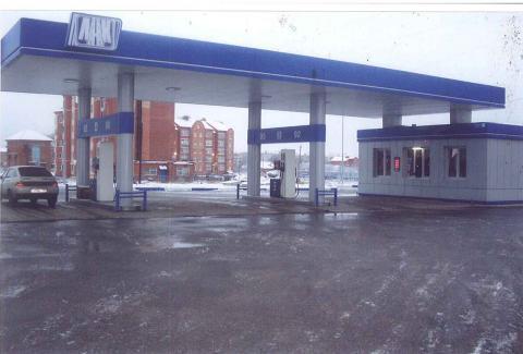 Автозаправочная станция г. Луховицы - Фото 2