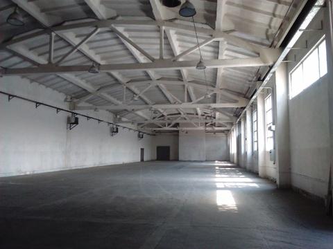Отапливаемые капитальные склады от 1231 кв.м. в Новороссийске. - Фото 1