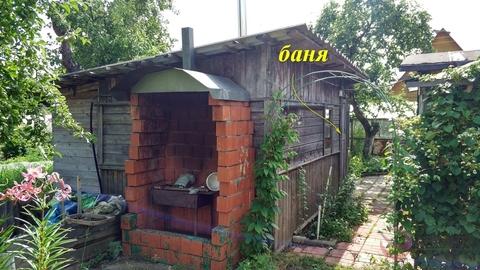 Г.Гатчина, СНТ Дружба, 5соток + дача 30 кв.м. - Фото 5