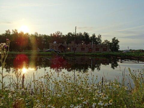 """Усадьба """"Отрадная"""" - Vip-отдых в с.Надеждино. Озеро, бассейн, баня - Фото 2"""