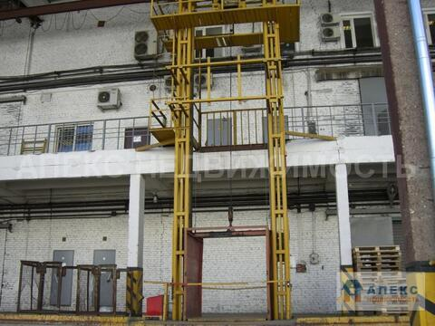 Аренда склада пл. 400 м2 м. Волгоградский проспект в складском . - Фото 3