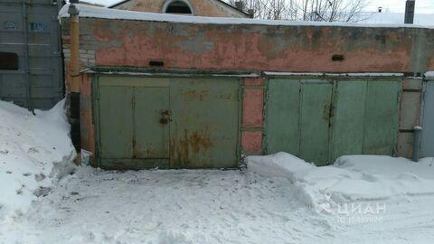Продажа гаража, Барнаул, Ул. Привокзальная - Фото 1