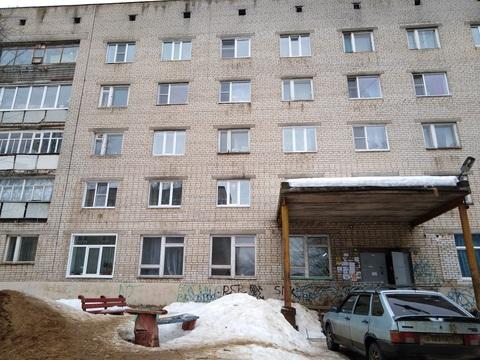 Комната в общежитии, 50 лет Комсомола - Фото 1