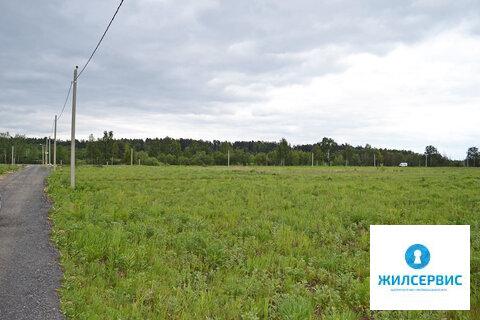 Земельный участок в Каблуково Щелковского района. Отличное место. - Фото 2
