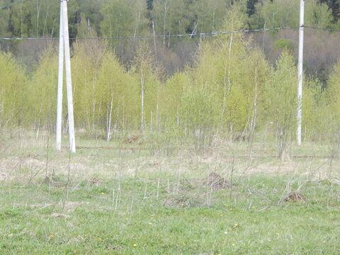 Участок 10 соток рядом с рекой, Тучково - Фото 2