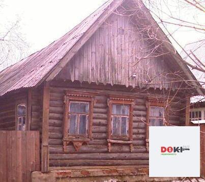 Бревенчатый дом на 20 сотках