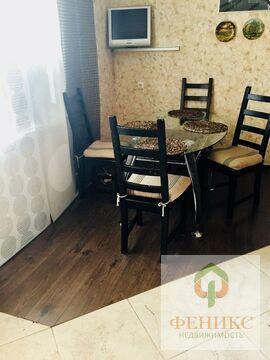 Просторная трехкомнатная квартира с застекленной лоджией, отделка и . - Фото 2